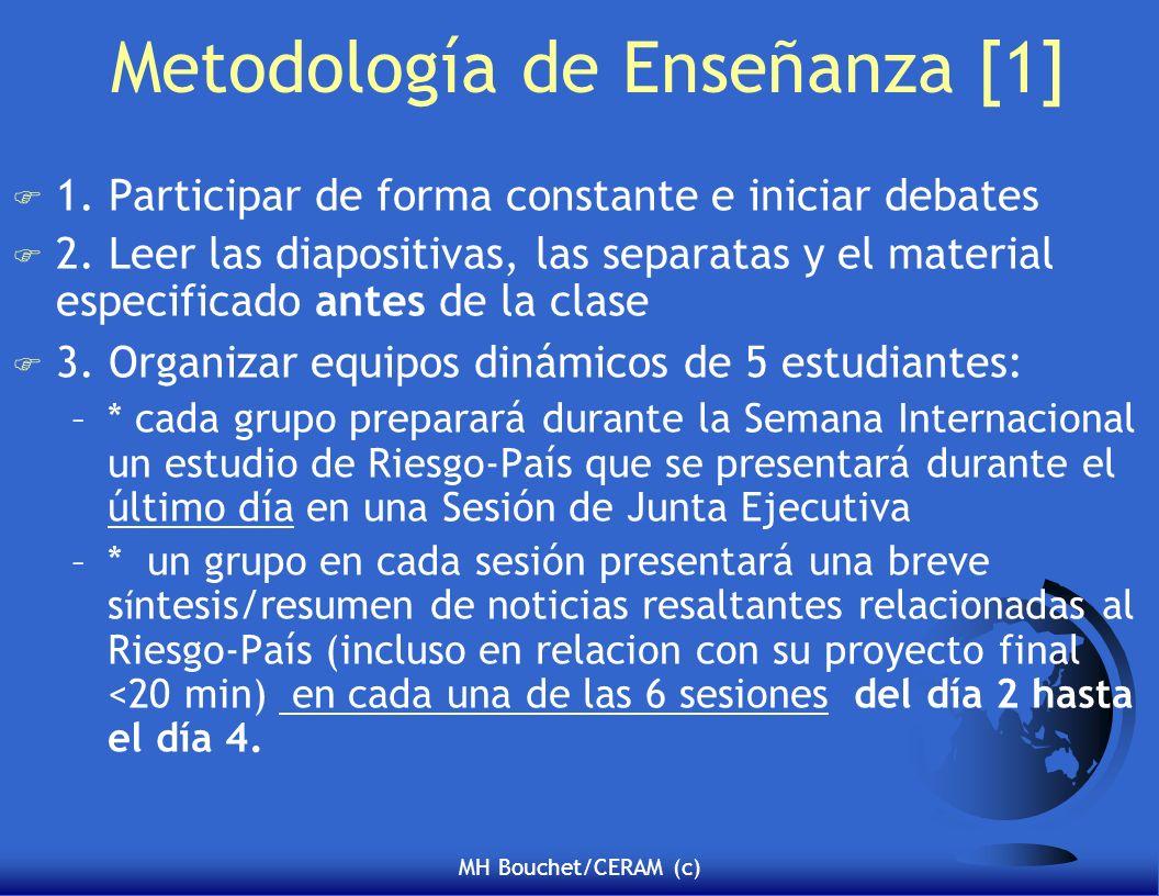 Metodología de Enseñanza [1]